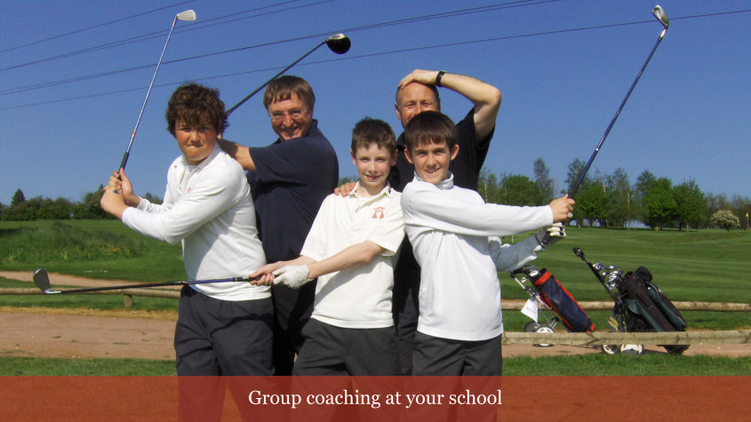 Group coaching at your school